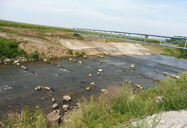 Zabezpečenie pozdĺžnej kontinuity a spriechodnenie prahov na toku Rimava