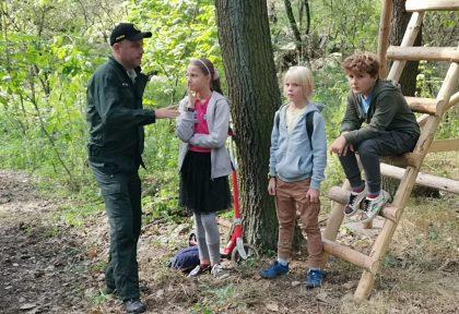 Detektívka Emka s kamarátmi odhaľujú zločiny proti prírode