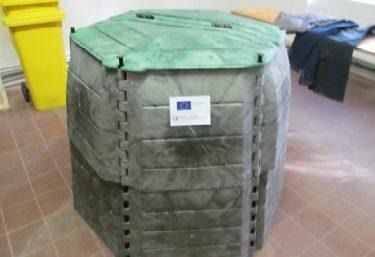 Predchádzanie vzniku biologicky rozložiteľných komunálnych odpadov v obci Veľká Ida