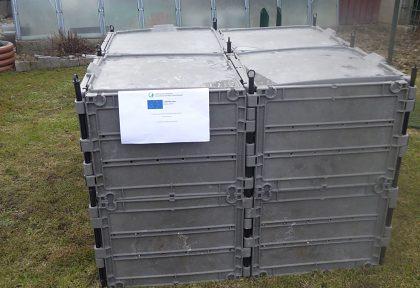 Podpora predchádzania vzniku biologicky rozložiteľných komunálnych odpadov BRKO na území obce Nesluša