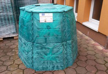 Kompostéry pre obec Omšenie