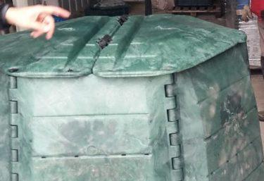 Obstaranie záhradných kompostérov pre domácnosti v obci Imeľ