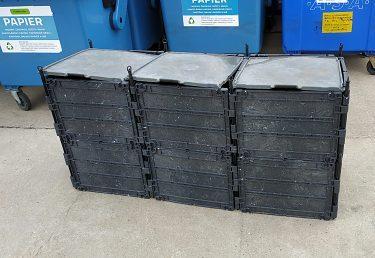 Zvýšenie miery zhodnocovania odpadov prostredníctvom obstarania kompostérov v meste Holíč