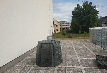 """Podpora predchádzania vzniku biologicky rozložiteľných komunálnych odpadov - Združenie obcí """"Uhrovská dolina"""""""