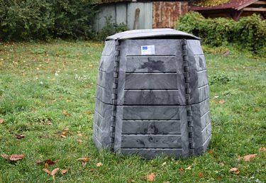 Predchádzanie vzniku BRKO obstaraním záhradných kompostérov v obci Slanec