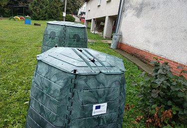 Predchádzanie vzniku biologicky rozložiteľných komunálnych odpadov v obci Rozhanovce