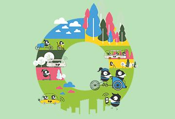 Európsky týždeň mobility 2020 oslávime inak, napriek koronakríze zabojujeme za čistejšie ovzdušie pre všetkých
