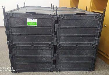 Riešenie biologicky rozložiteľných komunálnych odpadov v obci Veľké Úľany