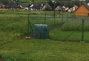Zhodnocovanie biologicky rozložiteľného komunálneho odpadu prostredníctvom kompostérov v obci Východná
