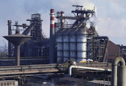 Kontrola emisií pre rudné mosty VP3 – Prestavba EO34