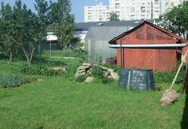 Zamedzovanie vzniku BRKO domácim kompostovaním v obci Smižany