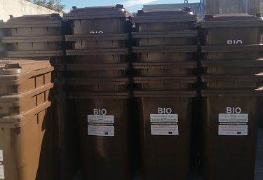 Zavedenie zberu triedeného odpadu (objemného odpadu) v meste Lučenec