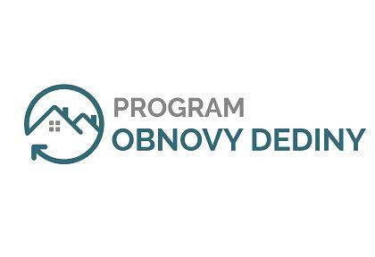 Program obnovy dediny 2021