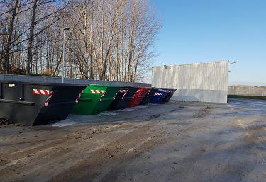 Ekodvor Gabčíkovo – separovaný zber odpadu