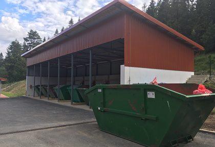 Zabezpečenie triedeného zberu komunálnych odpadov v Lendaku