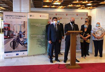 Európsky týždeň mobility 2021 opätovne upriami pozornosť na udržateľnú dopravu