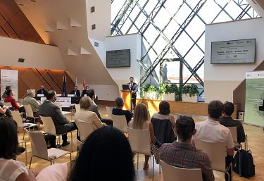 Konferencia Krajina – Človek – Kultúra priblížila dopady činnosti človeka na kvalitu krajiny